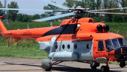 Acuerdo argentino con Rusia para mantenimiento de helicópteros Mi 171E pertenecientes a la Fuerza Aérea Argentina.