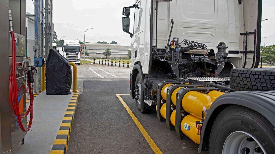 El futuro del transporte es a gas