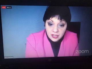 Zoom Silvina Martinez y el PRO