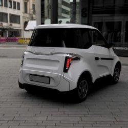 Esperan alcanzar una producción inicial anual de 15.000 modelos de este vehículo económico.