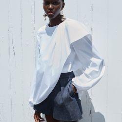 Clásica Camisa Blanca