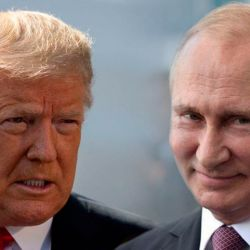 Donald Trump - Vladimir Putin | Foto:Montaje
