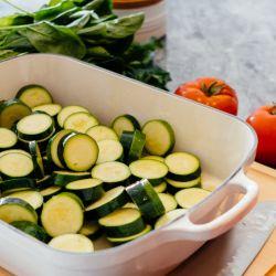 Una receta sencilla, saludable y bien casera.