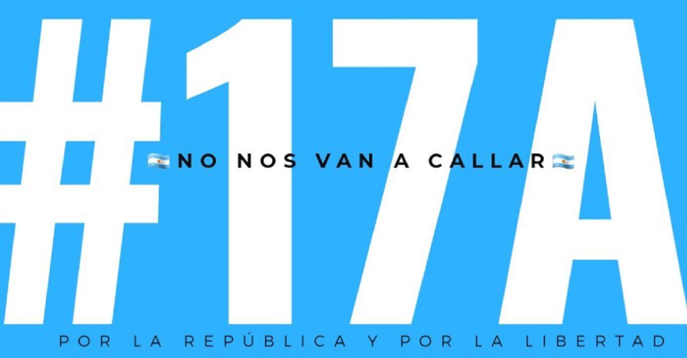 Luis Brandoni convocó a la marcha del 17A
