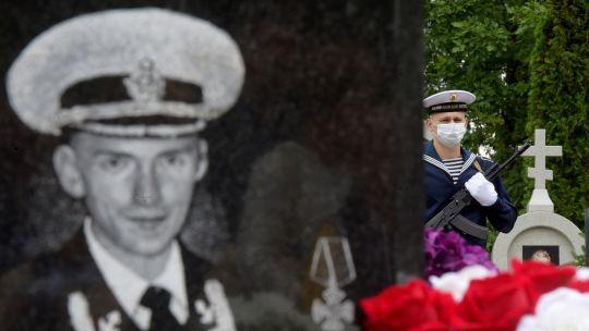 Fotogaleria Rusia Aniversario Tragedia Submarino Kursk