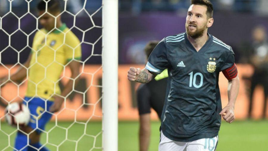 Messi Brasil