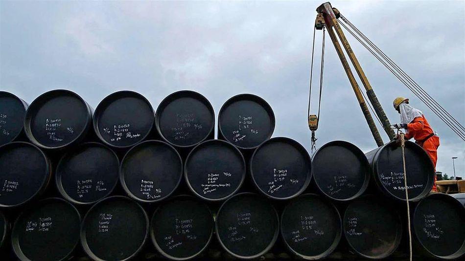 Barriles de petróleo 20200812