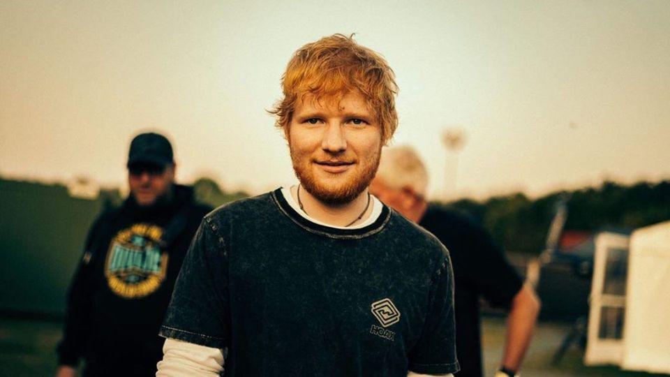 ¡Ed Sheeran estaría esperando su primer hijo!