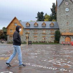 La ciudad de Bariloche ha registrado numeros casos de covid-19 en los últimos días.
