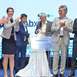 La planta de Garín fue inaugurada el pasado 20 de febrero, con la presencia del presidente Alberto Fernández.
