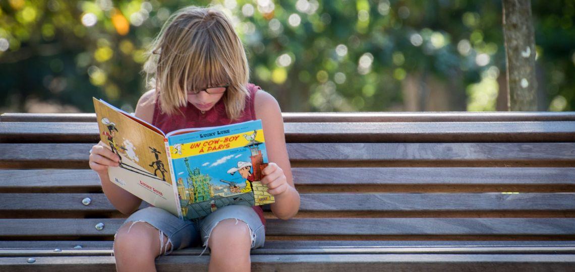 Día del Niño: ¿Y si les regalamos libros?