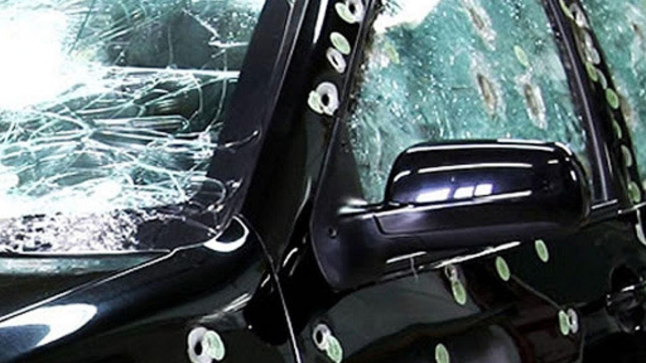 Parabrisas | Cómo es el proceso de blindaje de autos
