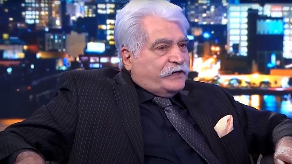 periodista y analista político Jorge Asís