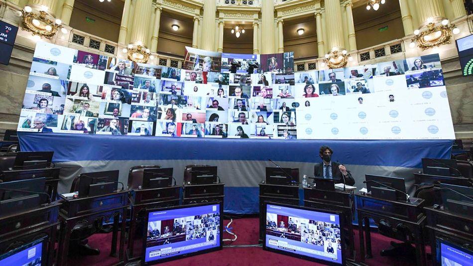 Senado de la Nacion 20200813
