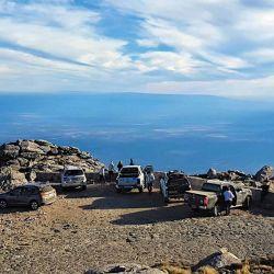 Mirador del cerro Los Linderos.