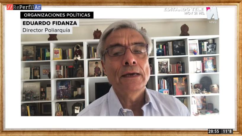 El columnista Eduardo Fidanza, para REPERFILAR