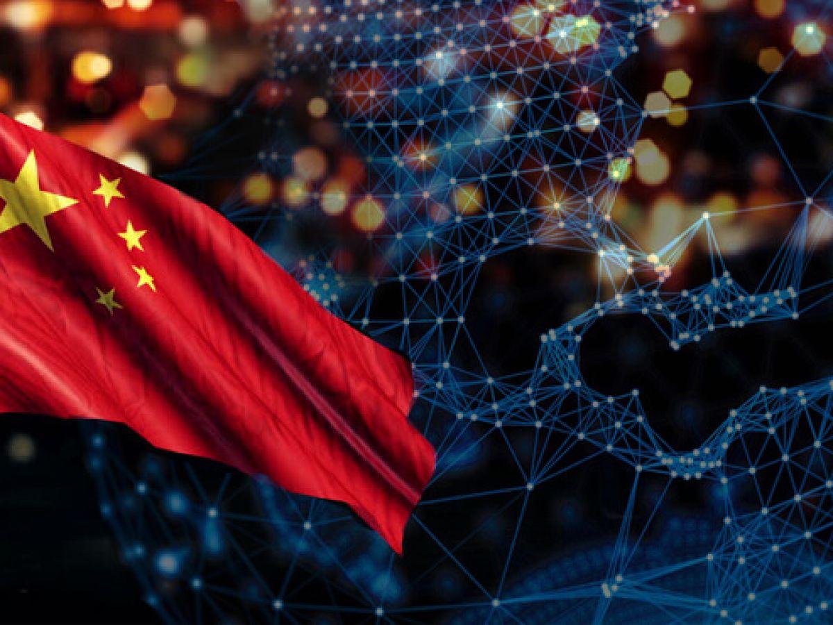 China lanza su red blockchain
