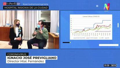 El Director del Hospital Fernández se refirió a la apertura de actividades