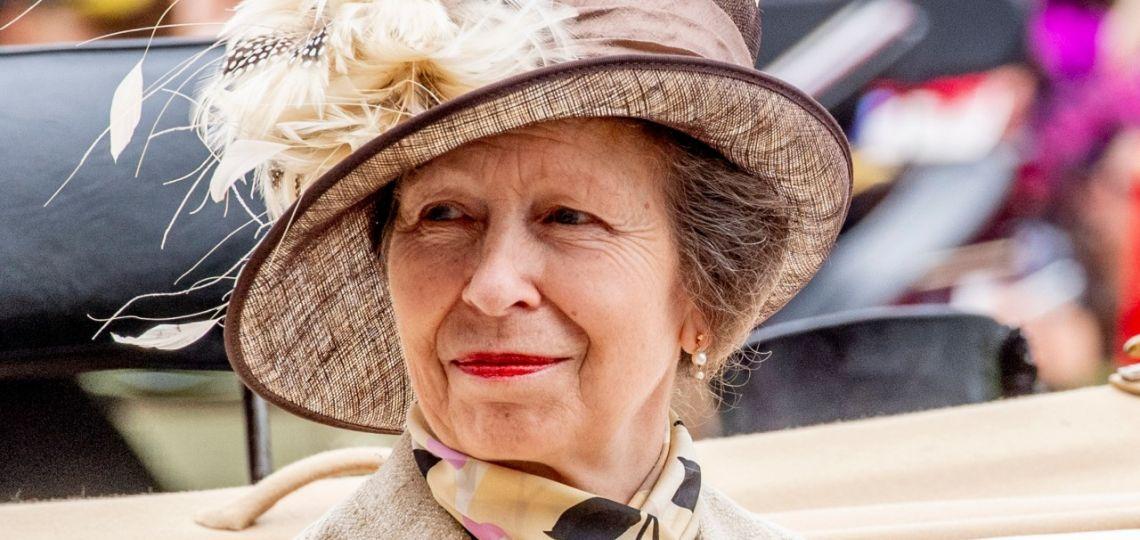 Ana de Inglaterra, los 70 años de la auténtica heredera Windsor