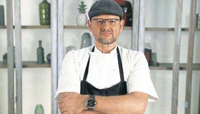 Oportunidad. El famoso chef va a generar cursos en línea.