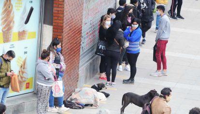 Estrategias. El Gran Buenos Aires concentra a más del 50% de la protección social en la actualidad.