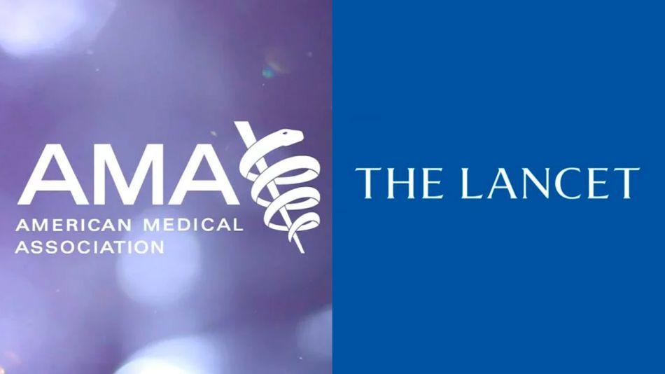 American Medical Association y The Lancet.
