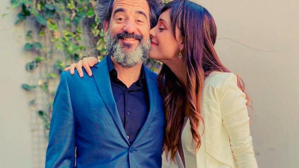 Pablo Trapero y Martina Gusman se casaron