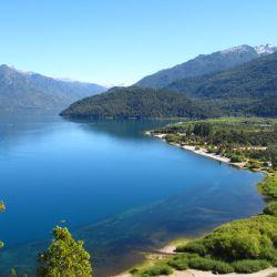 El precioso Parque Nacional Lago Puelo abrió sus puertas a los visitantes este sábado 15 de agosto.
