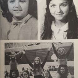 Madonna a los 9, 12 y 15 años. Extraídas de su biografía, escrita por Andrew Morton.