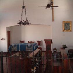 Nuestra Señora del Paraná alberga a los visitantes en cercanías a la ciudad enterriana de Victoria.