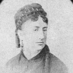 Josefa, la última heredera de San Martín.   Foto:Cedoc