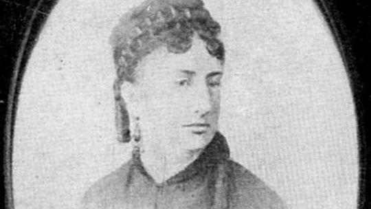 Josefa, la última heredera de San Martín.