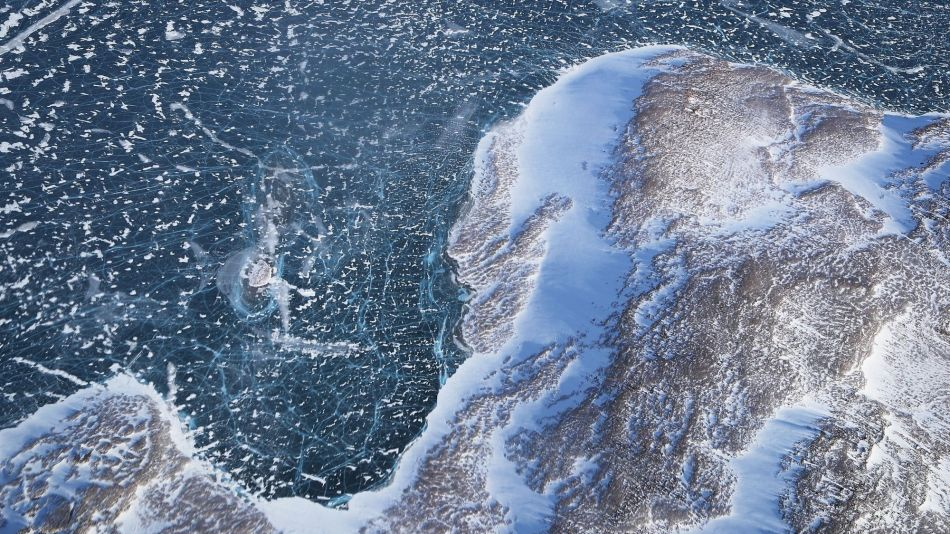 NASA Continues Efforts To Monitor Arctic Ice Loss With Research Flights Over Greenland and Canada