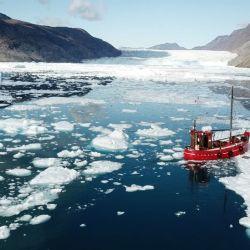 La investigación se llevó a cabo en más de 200 glaciares, con datos de los últimos 40 años.