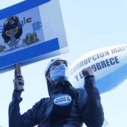 Manifestación del 17A.