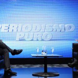 Jorge Fontevecchia entrevista a Vilma Ibarra.