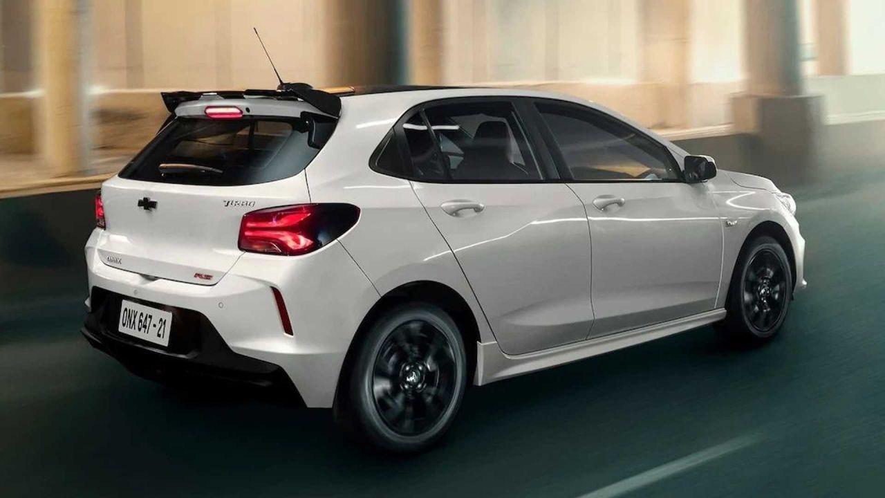 Parabrisas El Nuevo Chevrolet Onix Rs Llegara A Otros Mercados Con Novedades Mecanicas
