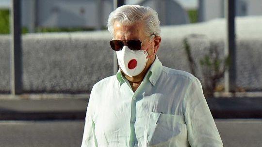 Vargas Llosa en Madrid