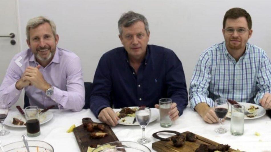 A quién asesora la consultora de Nicolás Massot, Rogelio Frigerio y Emilio Monzó