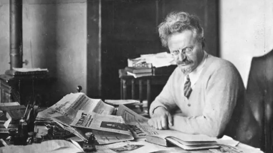 León Trotsky. 20200819