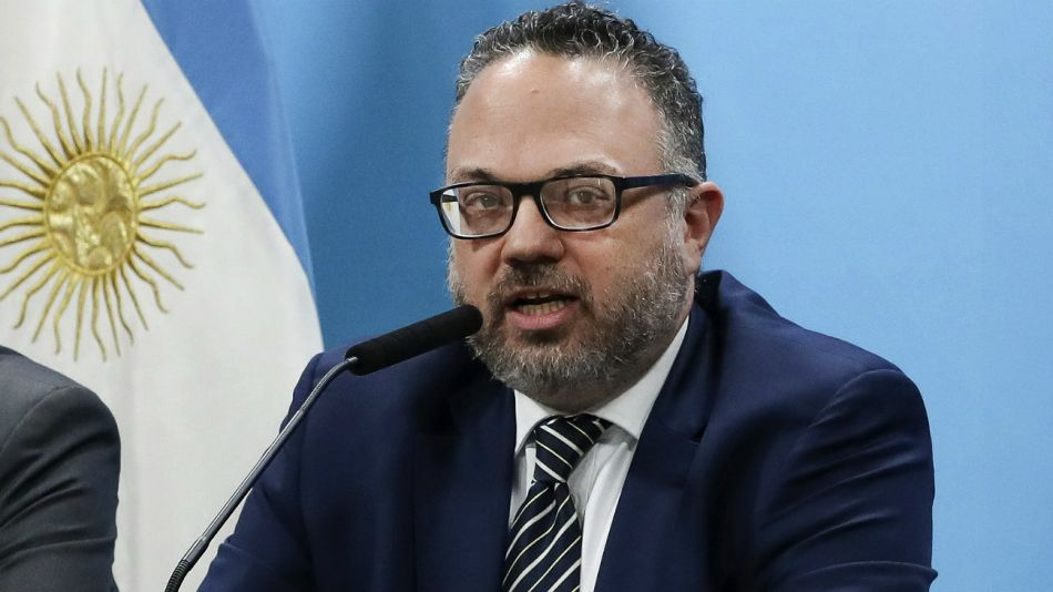 Matías Kulfas, ministro de Desarrollo Productivo.