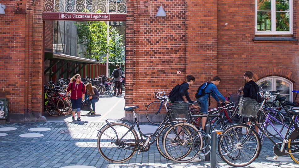 reapertura de escuelas en Dinamarca. 20200819