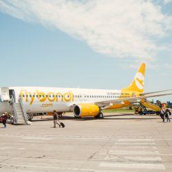 El Aeropuerto de El Palomar podría ser cerrado por el gobierno en las próxima semanas. La palabra de Flybondi.