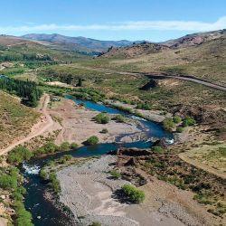 La central se levantará en el Paraje Los Carrizos, a 80 kilómetros de Chos Malal, Neuquén.