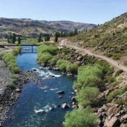 El sueño de la nueva microcentral hidroeléctrica de Neuquén ya está en marcha.