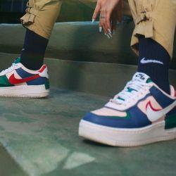 Las zapatillas color pastel son la tendencia total y así lo demuestra Nike