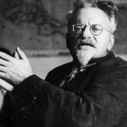 León Trotsky | Foto:Cedoc