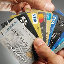 Tarjetas de crédito | Foto:Tarjetas de crédito
