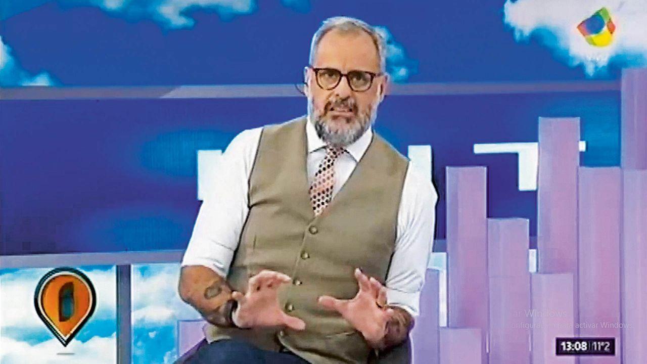 "Jorge Rial, el ""feminista"" arrepentido"