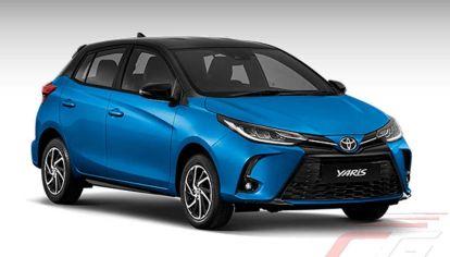 Toyota quiere que el Yaris sea híbrido